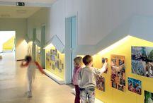 vchod školka