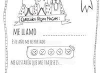 Tres Reyes Magos / by Yanely Abreu