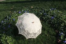 gelin şemsiyeleri / muhteşem el yapımı gelin şemsiyeleri