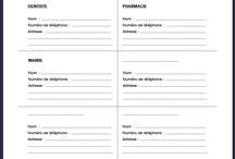agenda - organiseur