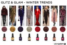Gellux - Seasonal Trends / Our Gellux collections inspired by seasonal catwalk trends.