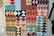 Flying Geese Quilts / by Carolyn Beam