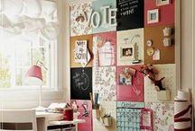 Diy decoratie ideeën / Leuk idee voor een van de kamers