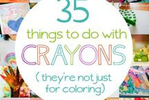 Kids craft and activity ideas
