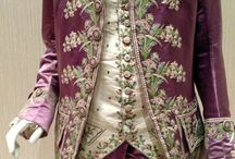 Costume History / Embellished, embroidered & exquisite