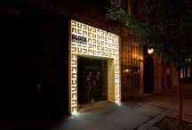 Block Headwear - Retail Store Designer New York / Block Headwear retail storefront design in New York City