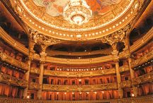 opera, house / by Mary Marcotte