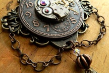 steampunk / by Just For Me-Mi Jewelry