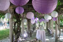 Purple Wedding / Wedding