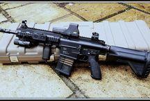 guns & blades