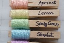 Stylecraft colour combos