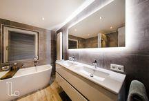 Luxe badkamer design / Houdt u van luxe? Laurens Badkamers is gespecialiseerd in het ontwerpen van luxe en moderne badkamers die volledig op uw wensen aansluiten. Ervaar wellness in uw eigen badkamer en kom volledig tot rust. Bekijk dan de unieke maatwerk design badkamers volgens ontwerp van Laurens Badkamers.