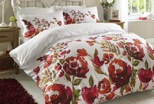 Printed Duvet Covers / Stylish printed duvet covers for the bedroom