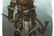 Goliath Cleric
