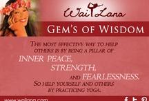 Gems of Wisdom / by Wai Lana