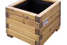 maceta madera