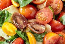 Dishes: Salads