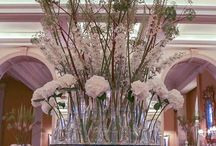 Hotel Flowers / We love hotels and we love flowers. The displays created in hotel lobby can be absolutely stunning. Here are some of our favs........