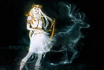 Mythology Art