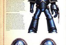 Horus heresy: Alpha legion