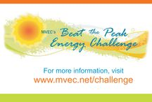 It's Time to Beat the Peak / The Beat the Peak Energy Challenge is a free and easy way to earn cash prizes ($25,000 in total) –  for yourself and, if you wish, a favorite charity or organization – while you manage your personal energy use and lower your monthly bill.