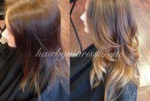 Hair / by Kourtney Sweeney