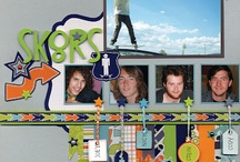 Scrapbooking - Male/Boy Theme / Male/Boy related themes