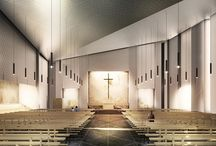 Interiör kyrka