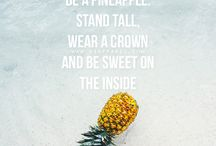 pineapple inspiration