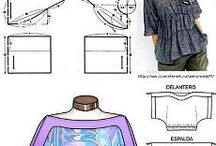 Crafts: Sewing Clothes Patterns / Clothing patterns