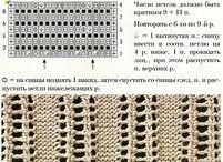 Knitting. Patterns