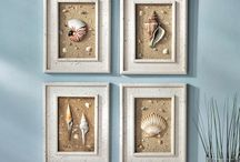 Beach crafts decor