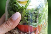 Veggie Protein meals