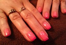 The Water's Edge Salons Nail Work / Nails done by The Water's Edge Salon team