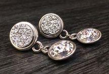 Swarovski earrings / Handmade swarovski earrings