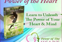 Unleash The Power of Your Heart and Mind / The new e-book 'Unleash The Power of Your Heart and Mind'