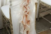 Chair Covers and Sashes / Ideas