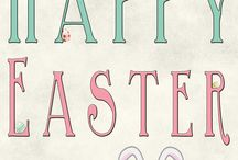 Easter / by Ani E