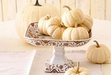 Fall Deco / by Tiffany Muehlbauer