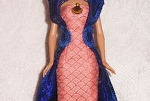 Made by me / I like to think no one in the world has a Barbie like mine :-)