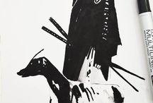 ink/marker