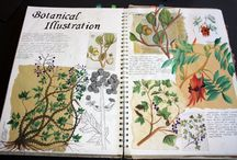ART Sketchbook ideas