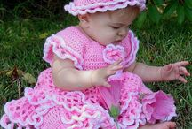 Crochet for girls / Hekling til jenter
