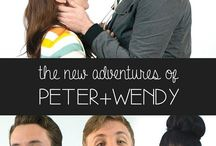 the new adventures of peter & wendy