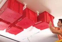 storage ideas / by Camille Gontarek