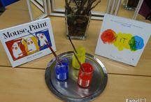 Maternelle Arts visuels