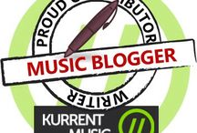 My music blogs and articles / I write music news for my own website and I'm a music blogger for other sites. This is what I write about.