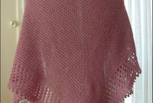 Châles /   Tricot crochet