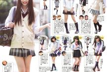 Fashion: Seifuku