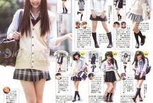 Fashion: Seifuku